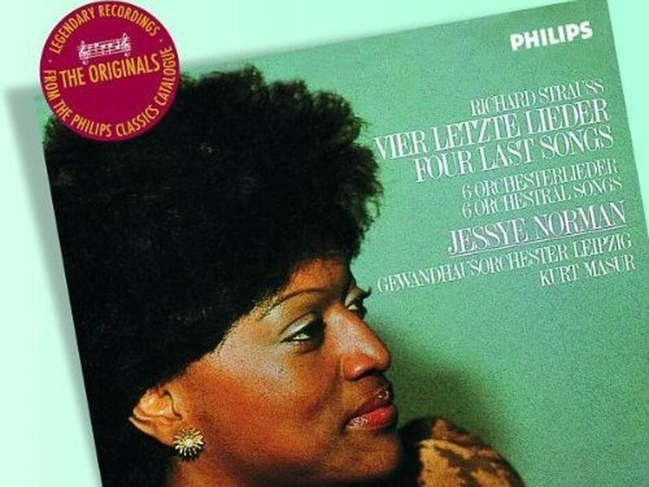 Jessye Norman sings Strauss.