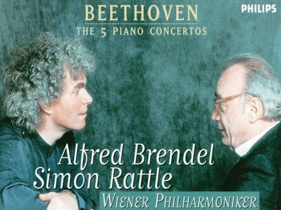 Alfred Brendel plays Beethoven.