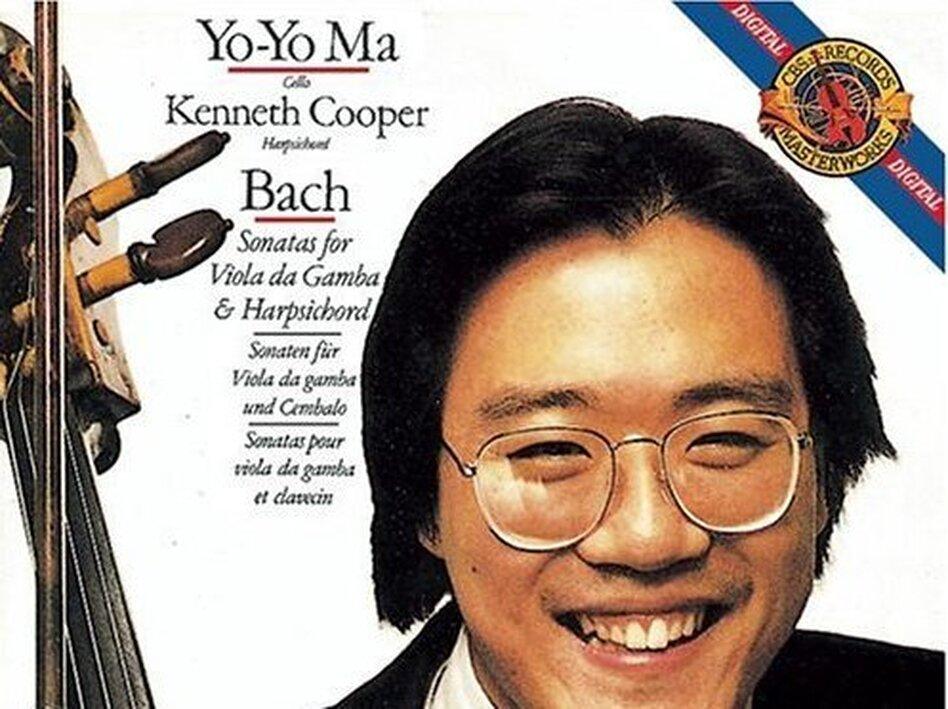 Yo-Yo Ma plays Bach.