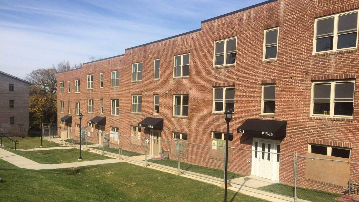 Bureaucratic Hoops Make D C Affordable Housing Units Hard To Sell Npr