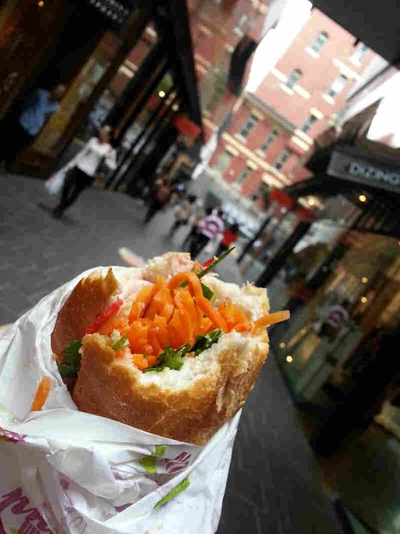 Banh Mi's popularity has brought the sandwich across the globe.