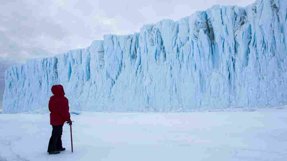 Christine Powell in Antarctica: A Year On Ice.