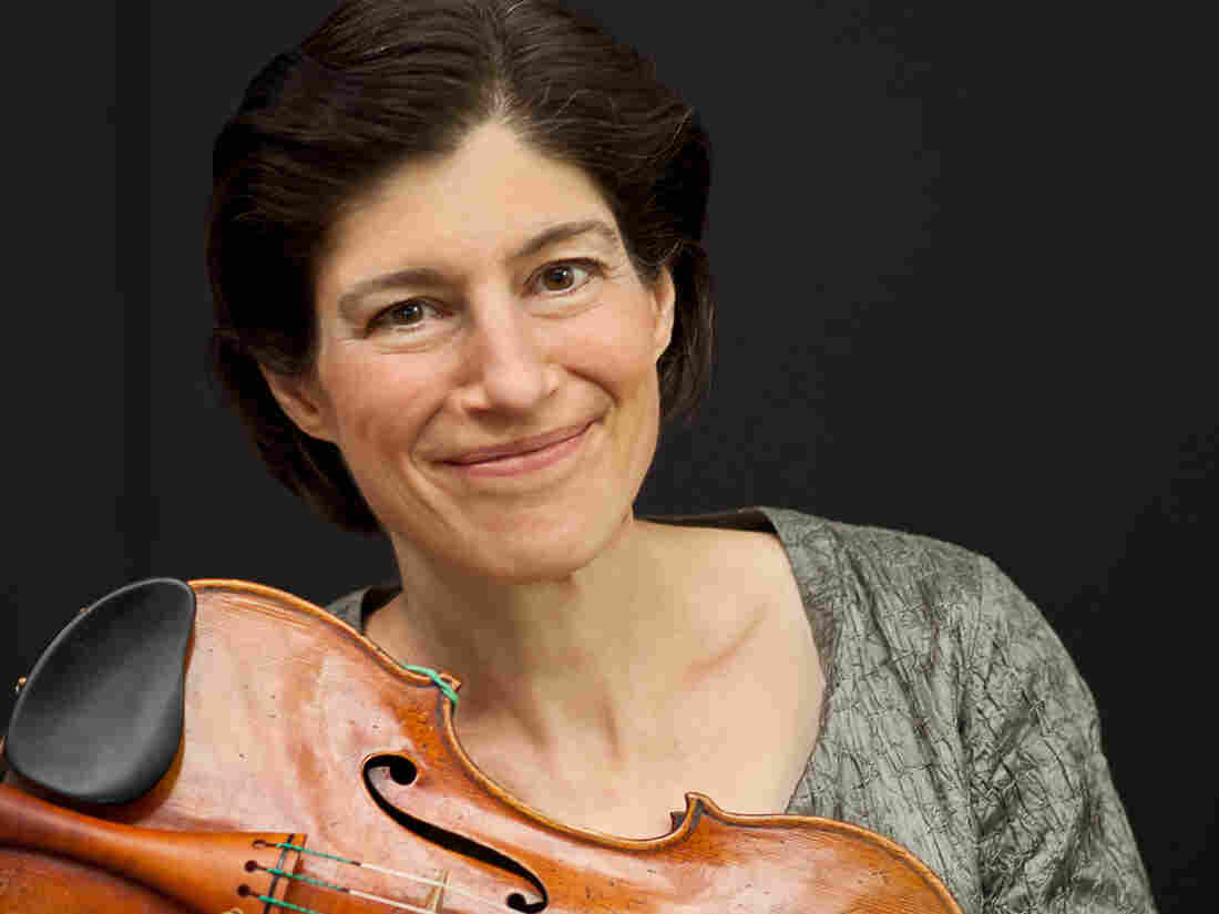 Grammy-winning violist Kim Kashkashian, who plays in the chamber ensemble Tre Voci.
