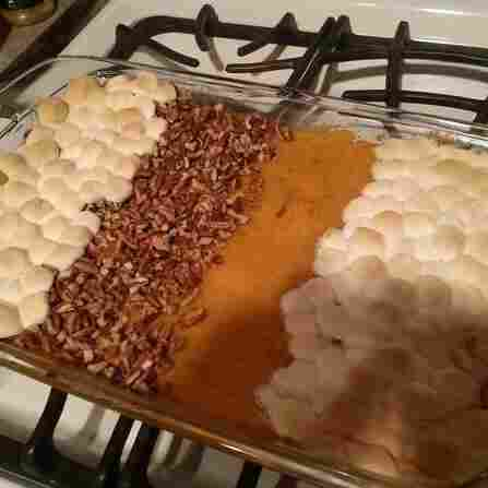 Thanksgiving Recipes From 'Morning Edition' Listeners