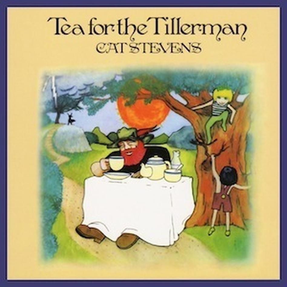 Tea For The Tillerman (Courtesy of the artist)