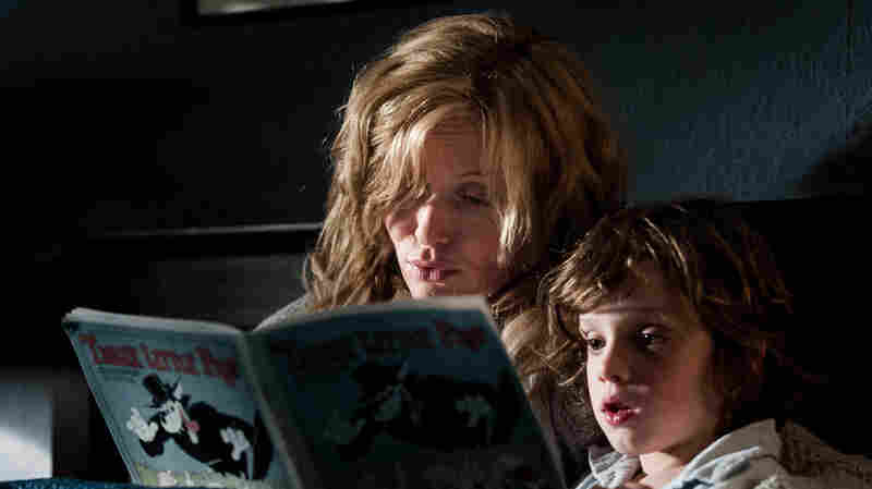 In an independent, Australian film, a single mother (Essie Davis) and her troubled young son (Noah Wiseman) are terrorized by a mysterious character from a children's book called Mister Babdook.