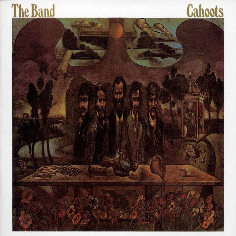 The Band, Cahoots