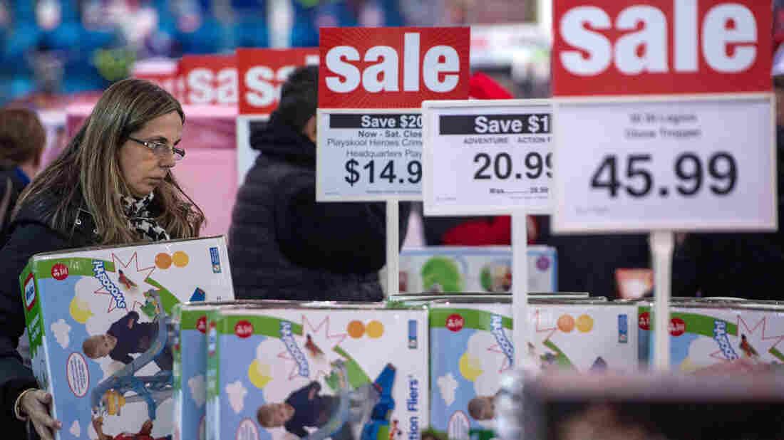 Holiday Shopping Ads Are Geared Toward Brain's Reward