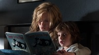 Essie Davis and Noah Wiseman in The Babadook.