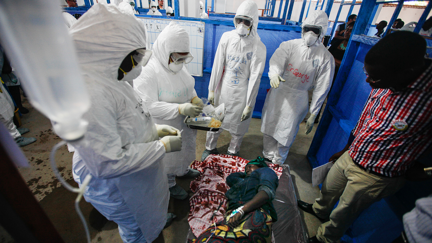 Test Your Medical Smarts: Does This Patient Have Ebola?
