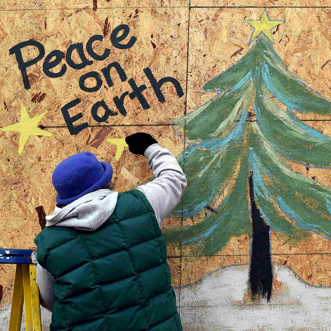 How Ferguson Residents Are Giving Thanks This Holiday Season