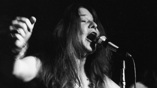 Janis Joplin (Getty Images)
