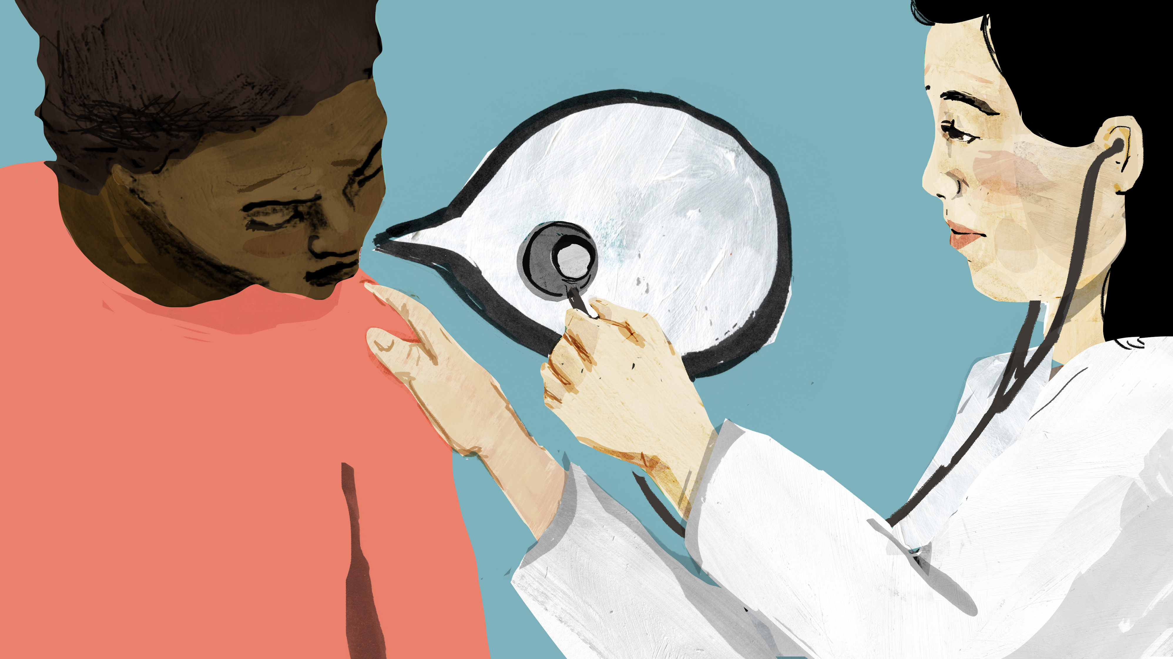 Why The ER Doctor Asks Patients What's Happening At Home