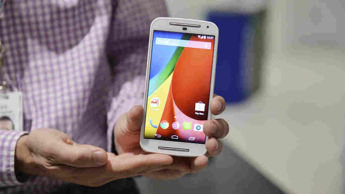 The Moto G became a success for Motorola and challenged what low-cost Android phones could be.