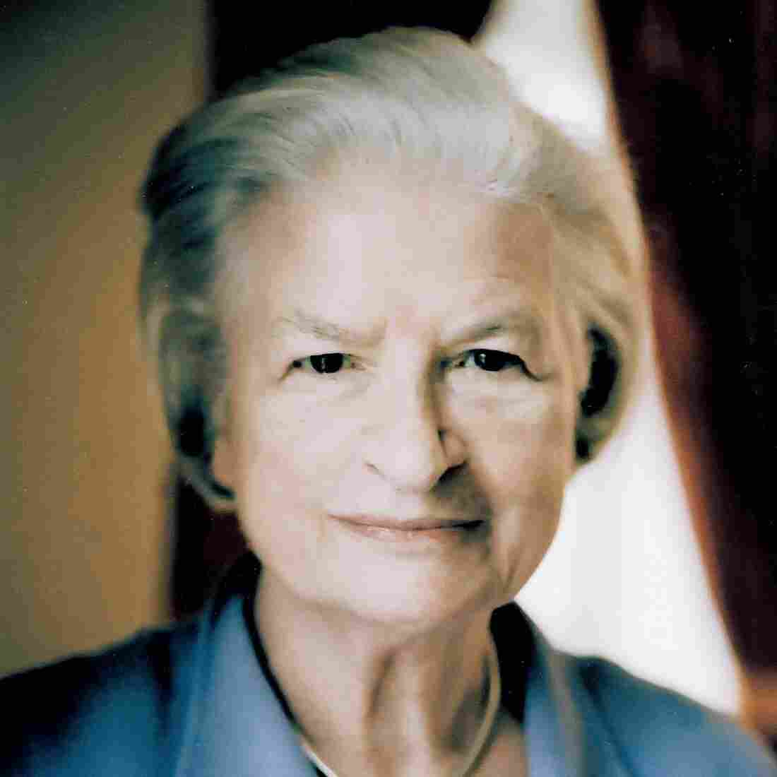 Author P.D. James, whose publisher says died at age 94.
