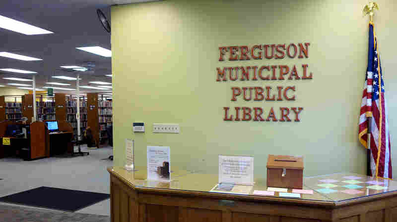 Since the latest unrest began Monday night, more than $175,000 in donations has poured into the Ferguson Public Library.