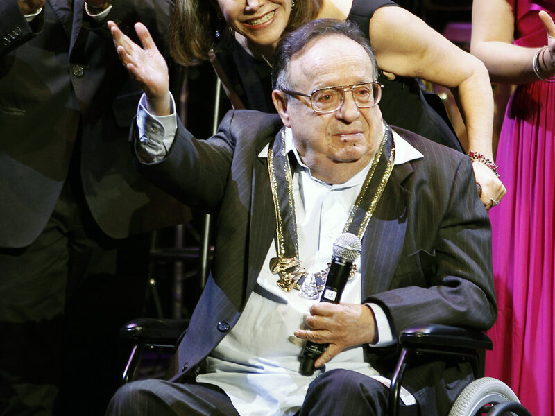 Roberto Gomez Bolanos 2014
