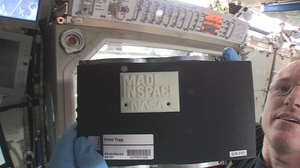 To Boldly Go Where No 3-D Printer Has Gone Before: Yep, Space