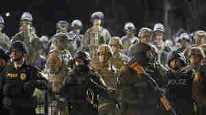 Few Arrests In Ferguson Amid Largely Peaceful Protests