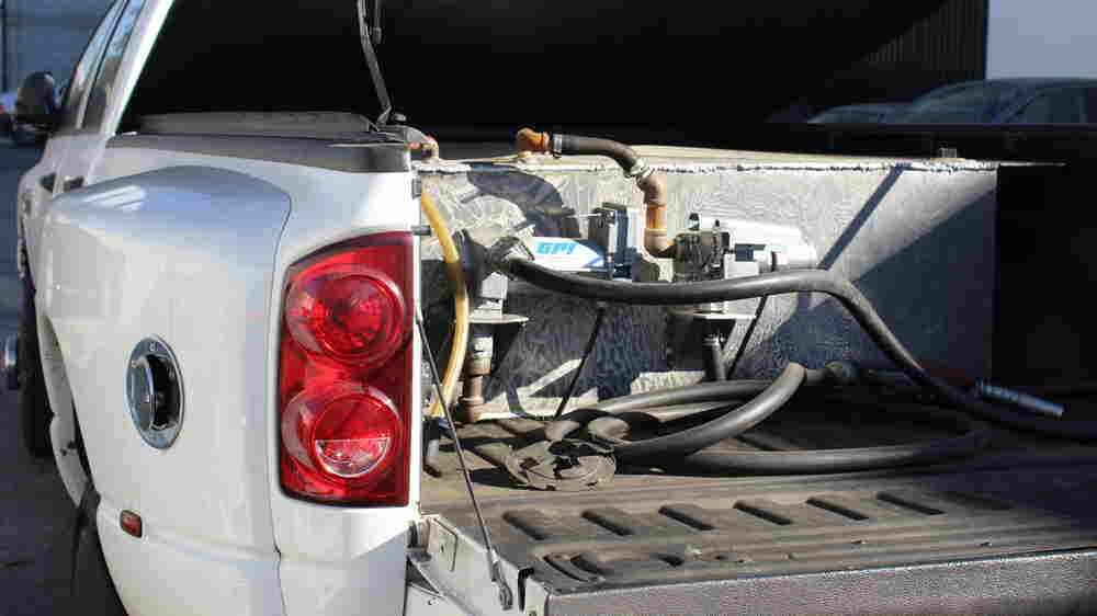 Black-Market Diesel: Thieves Sell Fuel By The Truckload