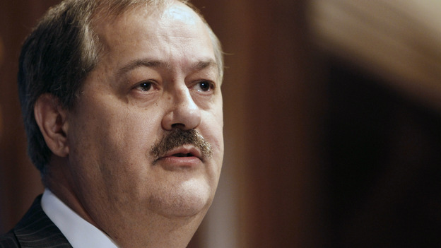 Don Blankenship, former CEO of Massey Energy, is accused of thwarting mine safety enforcement and conspiring to violate mine safety law. (AP)