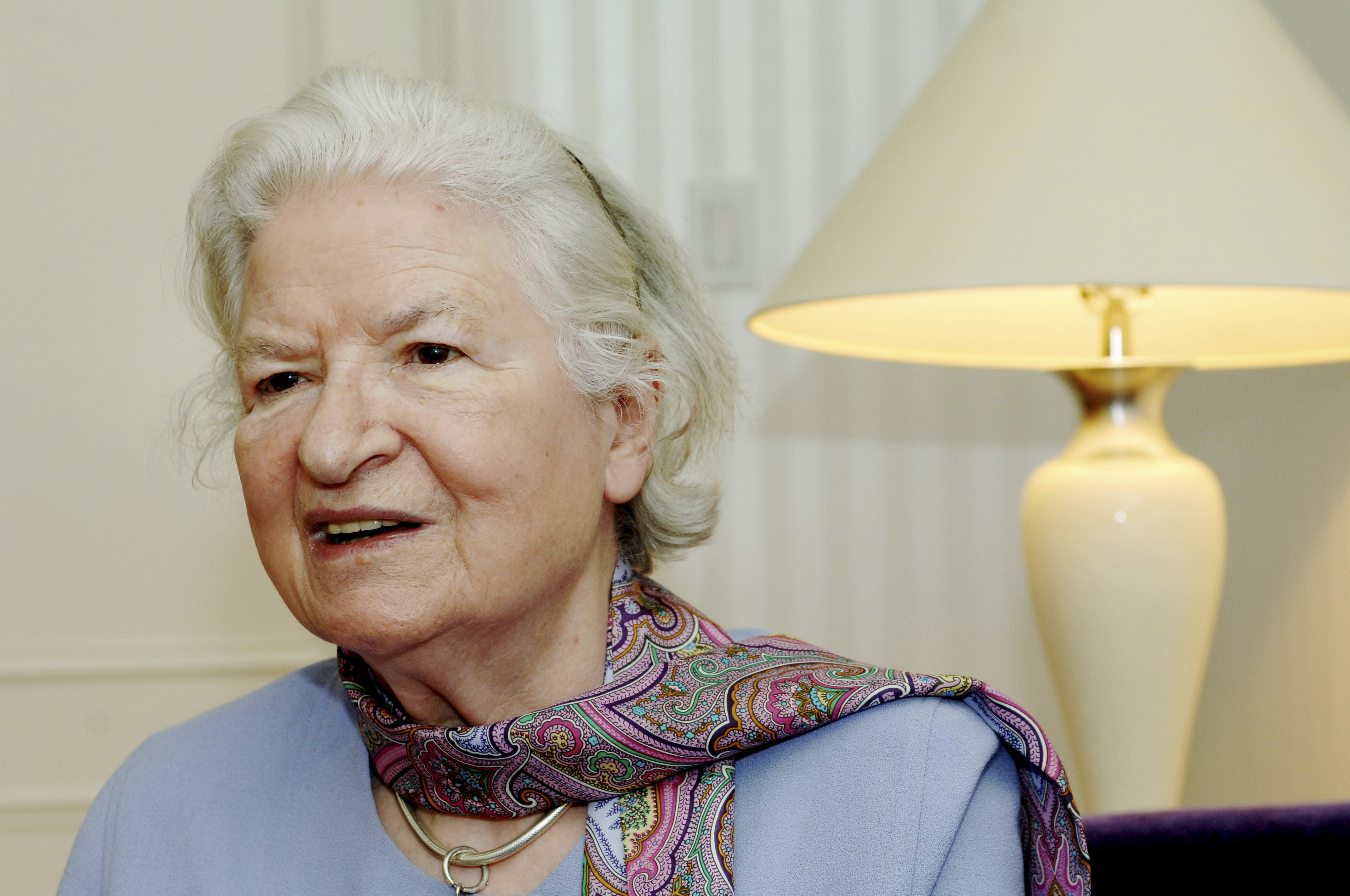 P.D. James Believed Mysteries Were Made Of Clues, Not Coincidences