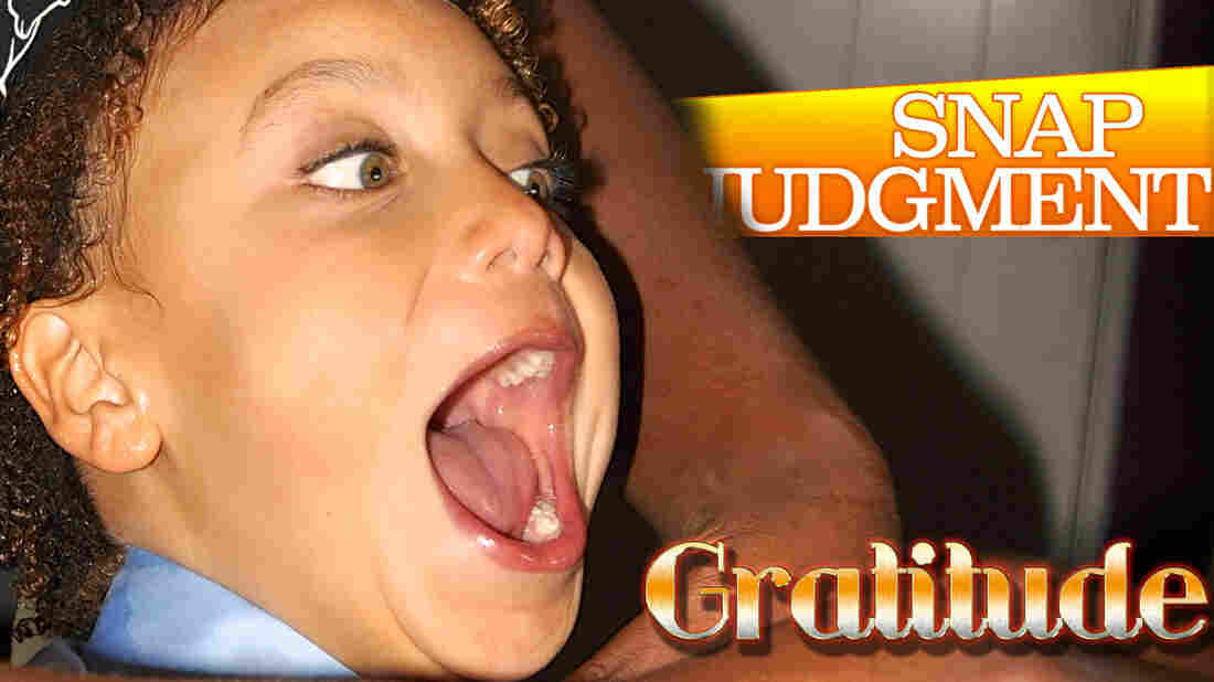 "Snap Judgment Episode #529 ""Gratitude 2014 Special"""