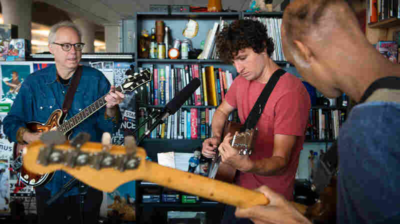 Sam Amidon & Bill Frisell: Tiny Desk Concert