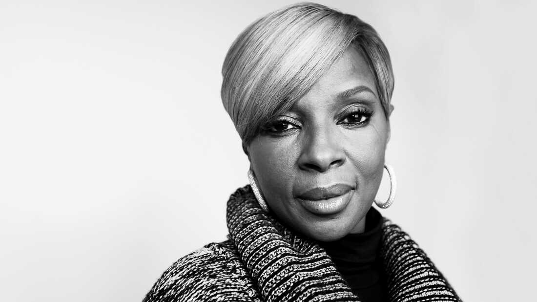 Mary J. Blige: 'I'm Not Worried, Trying To Keep It Real — I Am Real'