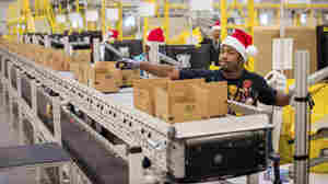 Holiday Shoppers Are Filling Their Carts, Online
