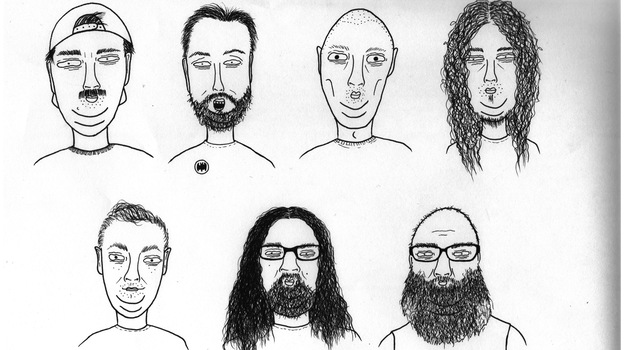 Thou & The Body. (Courtesy of the artists)
