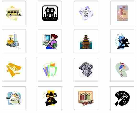 Microsoft's Clip Art has come to an end.