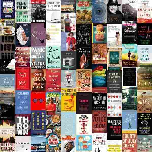 The Book Concierge: Find your next read with NPR's 2014 book guide >>