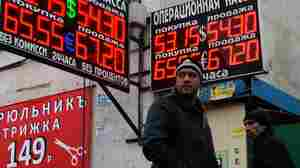 Russia Heads Toward Recession, With No Relief In Sight