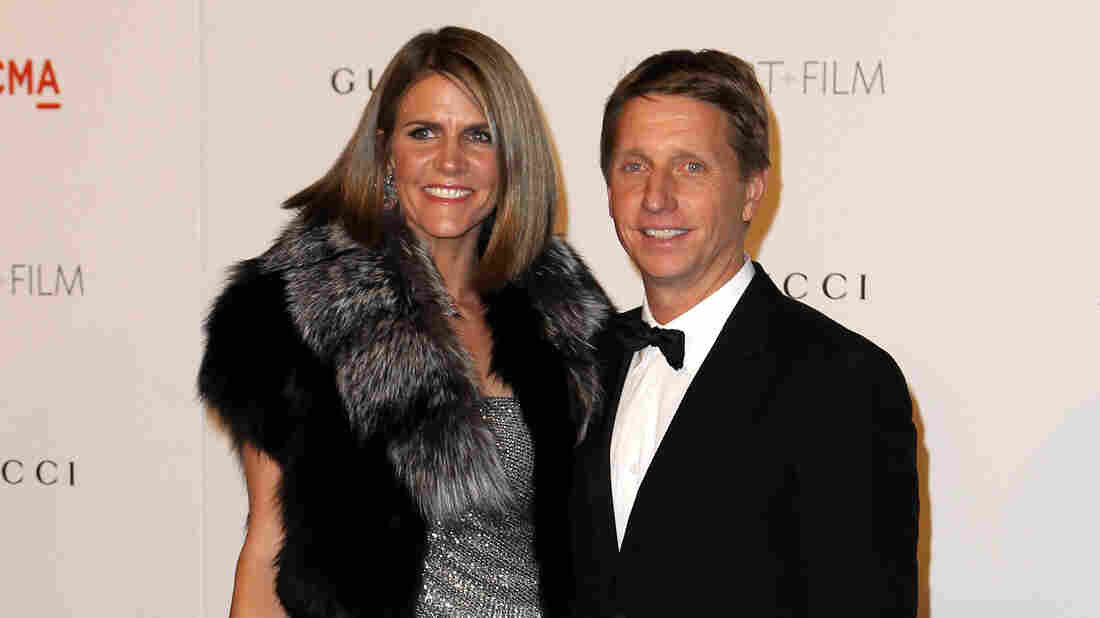 Colleen Bradley Bell and her husband, Bradley Bell, attend an art and film gala in 2011. Colleen Bell, a big donor to Obama's campaign, has been confirmed as U.S. ambassador to Hungary.