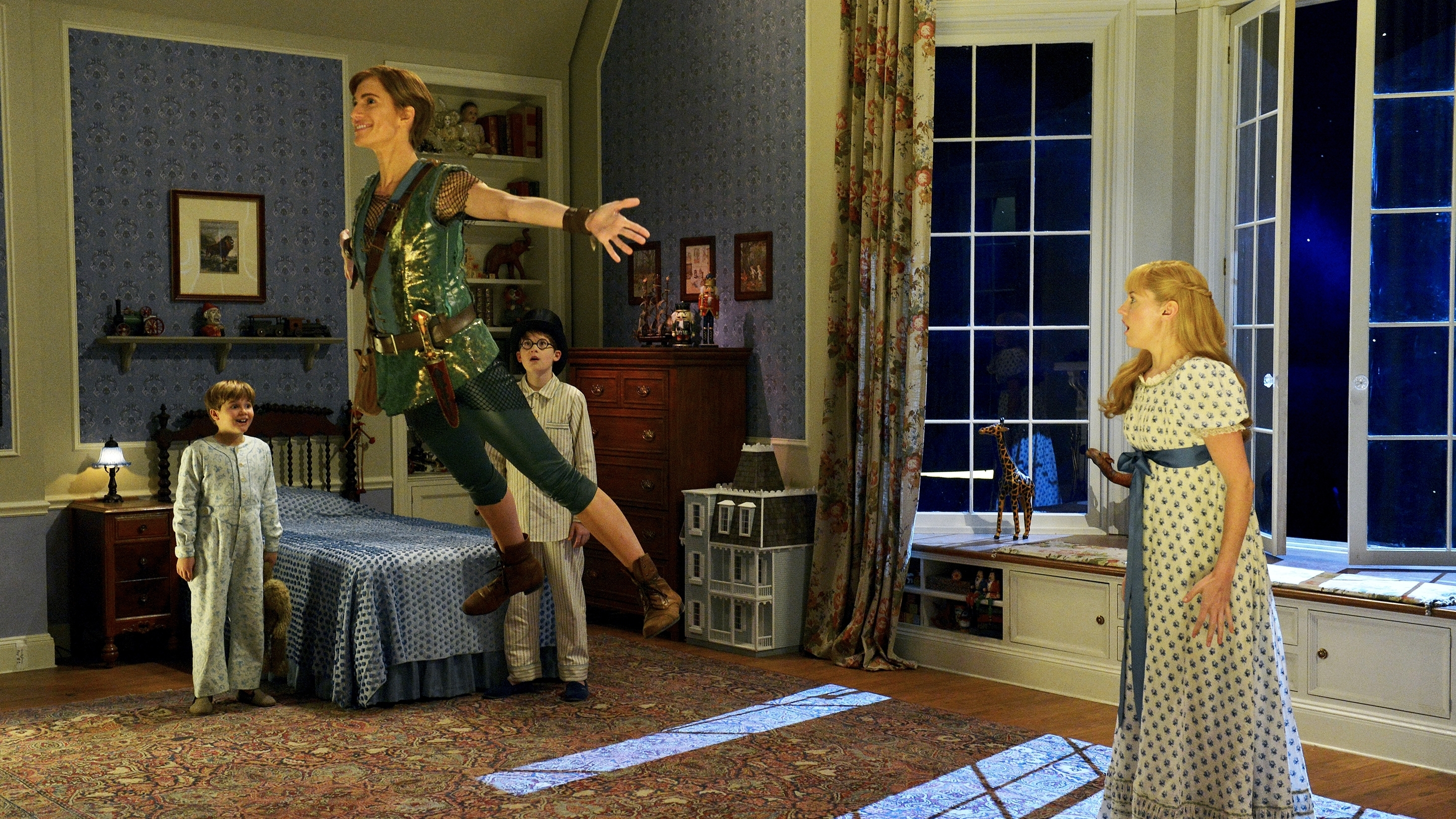 Hate The Idea Of 'Peter Pan Live'? NBC Is Counting On It