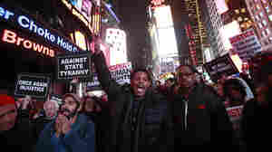 Protests Spread In New York And Beyond Over Eric Garner Case
