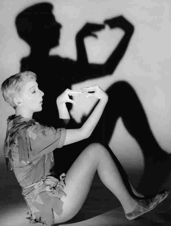 Mary Martin won a Tony Award playing the lead role in the 1954 Broadway production of Peter Pan.