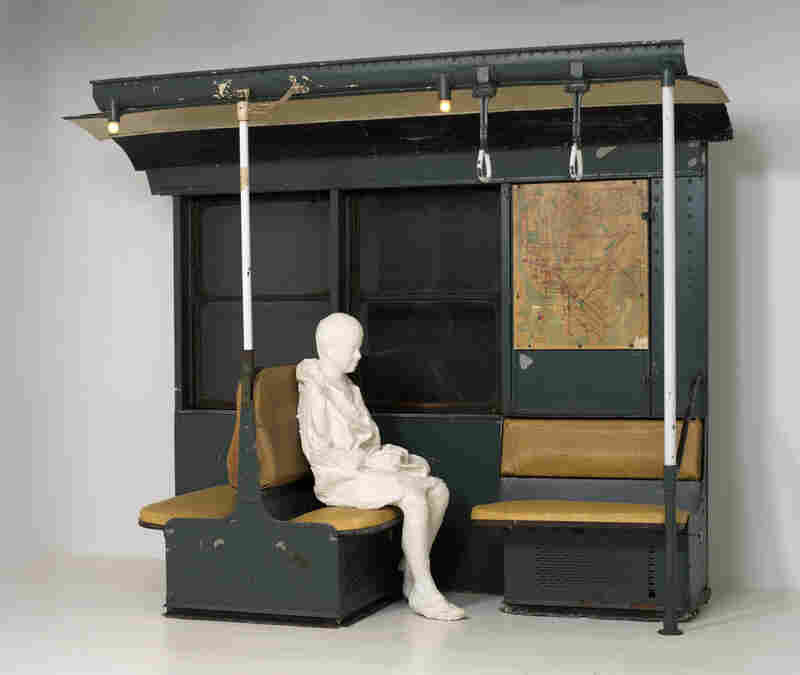 George Segal's Subway was thoughtfully acquired by the Margulies Collection, which aims to build its collection around significant works of art.