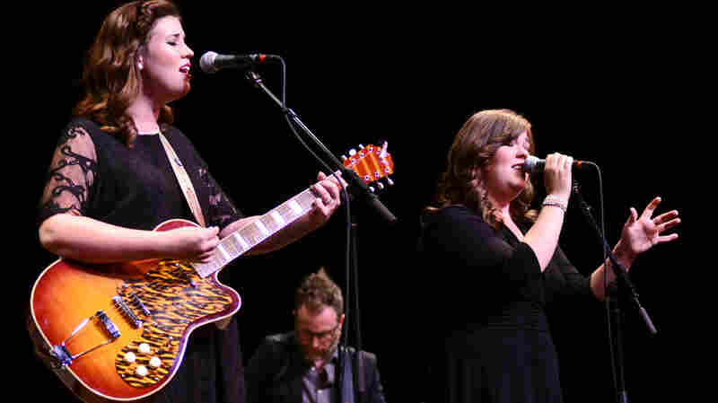 The Secret Sisters On Mountain Stage