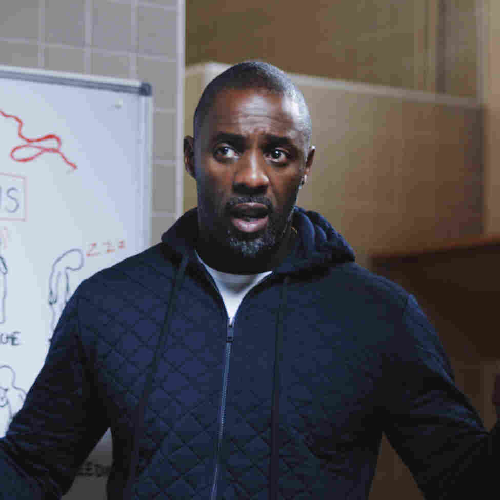 Idris Elba Plays A Soccer Coach Out To Crush Ebola In New Ad Campaign