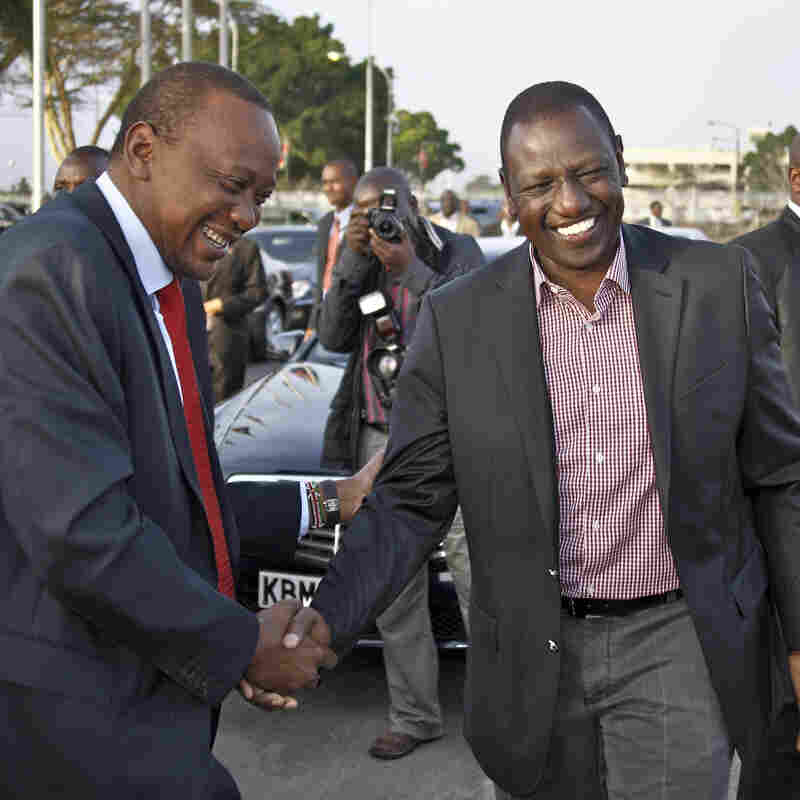 ICC Drops Charges Against Kenya's President