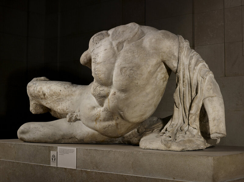 greece condemns british museum for lending out elgin marbles the