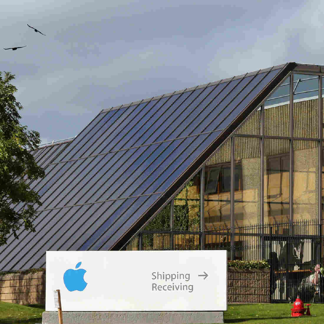 The Apple campus in Cork, southern Ireland, employs 4,000 people — though its financial benefits are felt across the city. But Ireland's attractive tax laws — which have lured other industry leaders — are now under scrutiny.