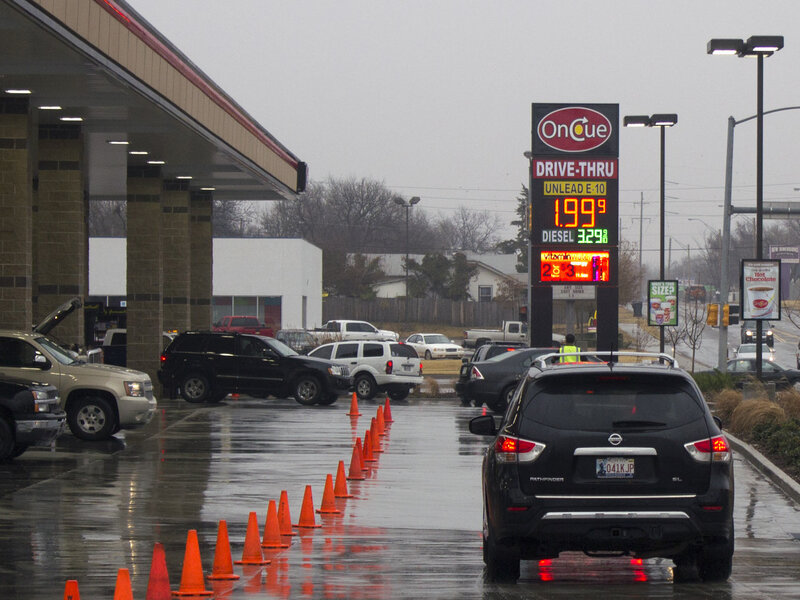 Gas Prices Okc >> Coming Soon To A Filling Station Near You 1 99 Gasoline The Two