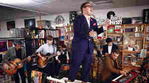 St. Paul And The Broken Bones: Tiny Desk Concert
