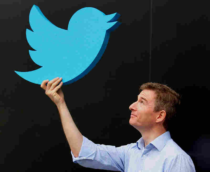 Twitter is among the tech giants that have hung out their shingle in Ireland. Stephen McIntyre, the managing director of Twitter in Ireland, is shown here in 2013 after the company announced 100 new jobs at its European headquarters, located in Dublin.