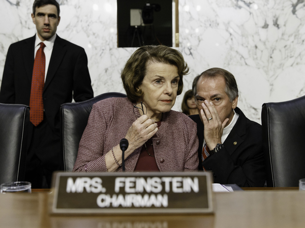 Senate intelligence committee chairwoman Sen. Dianne Feinstein, D-Calif., is again defending her report on CIA torture methods, which was set to be released this week.