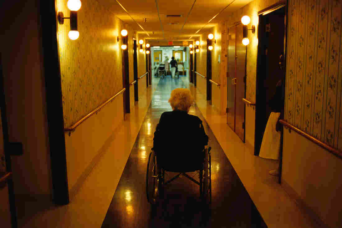 NPR's analysis of government data found that harsh penalties are almost never used when nursing home residents get unnecessary drugs of any kind.