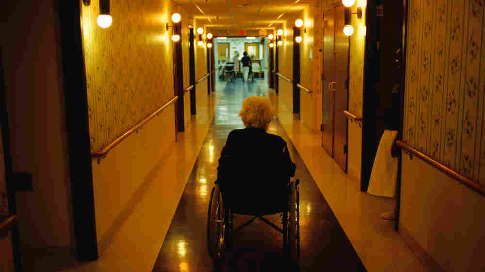 Nursing Homes Rarely Penalized For Oversedating Patients